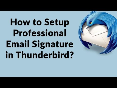 Professional email signature examples, tips & free HTML