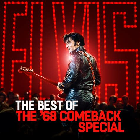 "Elvis Presley – ""The Best Of The '68 Comeback Special"