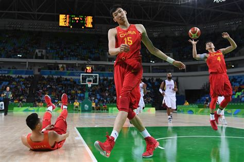 Rockets have plans for Zhou Qi - The Dream Shake