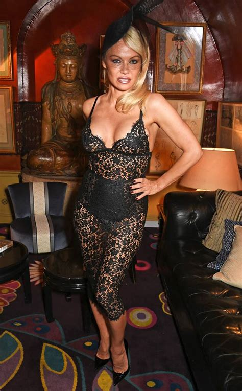 Pamela Anderson from The Big Picture: Today's Hot Photos
