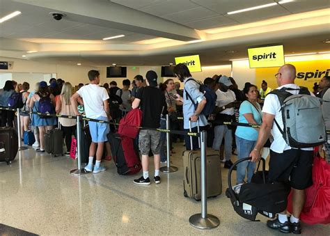 Review: Spirit Airlines Booking & Check-In Process - One