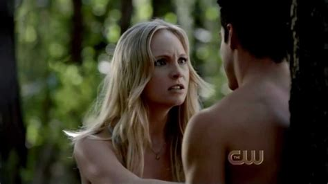 Tyler and Caroline (4x01 - Growing Pains, Part 2/2) - YouTube