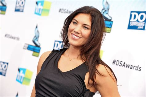 Hope Solo Married To Jerramy Stevens Following His Arrest