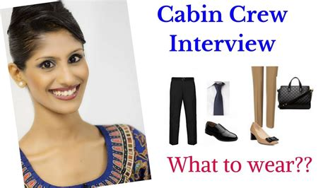 What to wear to Cabin Crew / Flight Attendant Interview
