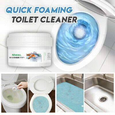 Quick Foaming Toilet Cleaner For Toilet Washing Machine
