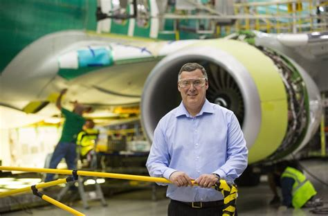 New CEO Kevin McAllister pushes Boeing to be 'faster