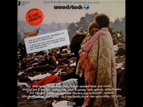 Richie Havens (Freedom) - At Woodstock 1969