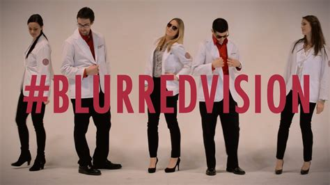 Blurred Vision (Blurred Lines Optometry Parody) - YouTube