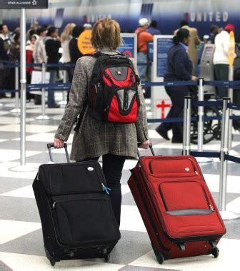 Congress looks at carry-on bag limits - Globe-trotting