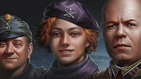 Meet the New Crew Skins | General News | World of Tanks