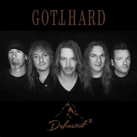 Gotthard 'Defrosted 2' - review - The Metal Report