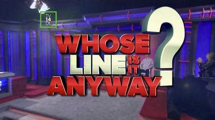 Whose Line Is It Anyway? (American TV series) - Wikipedia