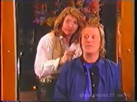 The Barber's Chair, Daryl Hall 1993 - @rocknsoul72 on