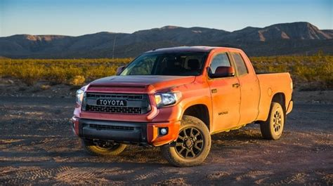 2014 Toyota Tundra TRD Pro Review - Top Speed
