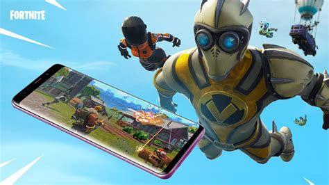 Here's Every Android Device Compatible With 'Fortnite