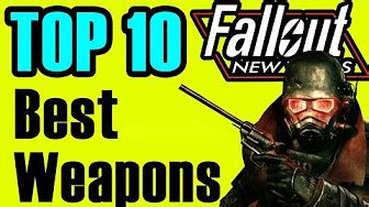 Fallout New Vegas: All weapons & Armor Locations Guides