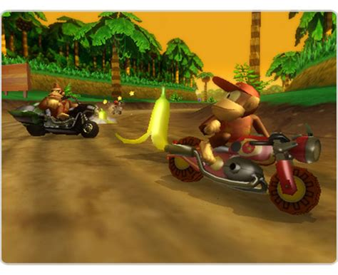 Give Diddy Kong and Donkey Kong the slip in a new Mario